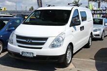2008 Hyundai iLOAD TQ-V White 5 Speed Sports Automatic Van Heatherton Kingston Area Preview