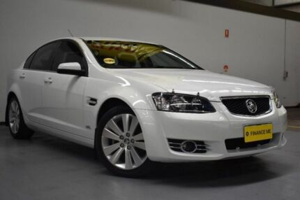 2013 Holden Commodore VE II MY12.5 Z Series White 6 Speed Sports Automatic Sedan Brooklyn Brimbank Area Preview