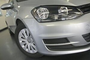 2013 Volkswagen Golf VII 90TSI DSG Silver 7 Speed Sports Automatic Dual Clutch Hatchback Chatswood Willoughby Area Preview