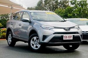 2016 Toyota RAV4 ALA49R GX AWD Silver Sky 6 Speed Manual Wagon Noosaville Noosa Area Preview