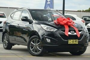2015 Hyundai ix35 LM3 MY15 Elite Black 6 Speed Sports Automatic Wagon Thornleigh Hornsby Area Preview