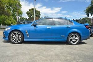 2013 Holden Commodore VF MY14 SS V Redline Blue 6 Speed Sports Automatic Sedan Hillcrest Port Adelaide Area Preview
