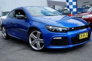 2012 Volkswagen Scirocco 1S MY13 R Coupe Blue 6 Speed Manual Hatchback Pearce Woden Valley Preview