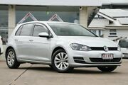 2017 Volkswagen Golf VII MY17 92TSI DSG Comfortline Silver 7 Speed Sports Automatic Dual Clutch Moorooka Brisbane South West Preview