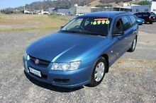 2005 Holden Commodore VZ Executive Blue 4 Speed Automatic Wagon Burnie Burnie Area Preview