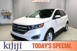 2017 Ford Edge AWD SEL Leather,  Heated Seats,  Panoramic Roof,