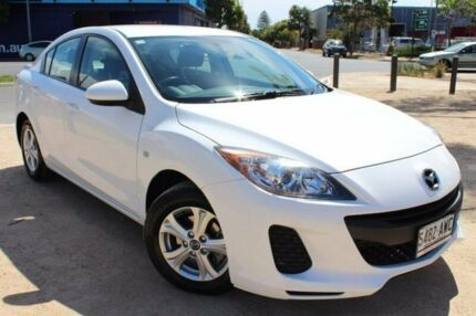 2012 Mazda 3 BL10F2 MY13 Neo Activematic White 5 Speed Sports Automatic Sedan Thebarton West Torrens Area Preview