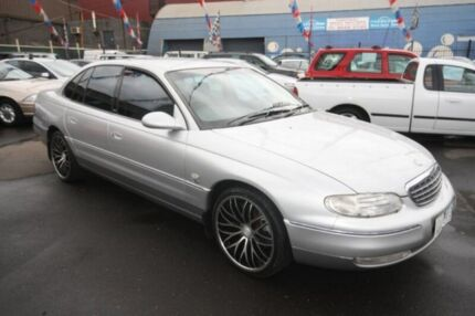2000 Holden Statesman WH MY2001 Silver 4 Speed Automatic Sedan Kingsville Maribyrnong Area Preview