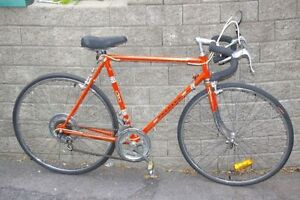 Velo/Bike Peugeot 10 speed,  frame size of 23 inches .