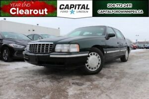 1997 Cadillac Deville 4DR SDN