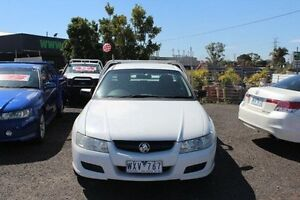2005 Holden Ute VZ S White 4 Speed Automatic Utility Moorabbin Kingston Area Preview