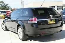 2013 Holden Commodore VE II MY12.5 Z Series Sportwagon Black 6 Speed Sports Automatic Wagon Pennant Hills Hornsby Area Preview