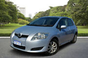 2008 Toyota Corolla ZRE152R Ascent Blue 4 Speed Automatic Hatchback Kewdale Belmont Area Preview