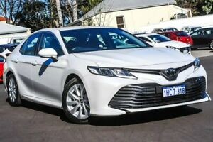 2018 Toyota Camry ASV70R Ascent White 6 Speed Sports Automatic Sedan Bayswater Bayswater Area Preview