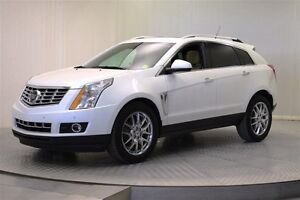2014 Cadillac SRX Premium AWD *Beige Leather-Back Up Camera-Moon
