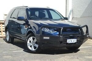 2012 Ford Territory SZ TX Seq Sport Shift Blue 6 Speed Sports Automatic Wagon Woodbridge Swan Area Preview
