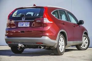 2014 Honda CR-V RM MY15 VTi-S 4WD Red 5 Speed Sports Automatic Wagon Bellevue Swan Area Preview