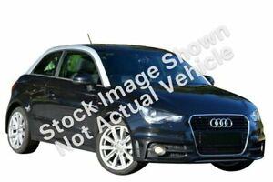 2012 Audi A1 8X MY12 Sport S Tronic White 7 Speed Sports Automatic Dual Clutch Hatchback