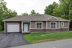 One level living at its best Hammonds Plains move in ready