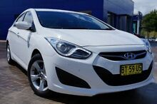 2012 Hyundai i40 VF2 Active White 6 Speed Sports Automatic Sedan Pearce Woden Valley Preview