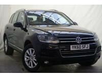 2010 Volkswagen Touareg 3.0 V6 SE TDI BLUEMOTION TECHNOLOGY 5d AUTO 237 BH Diese