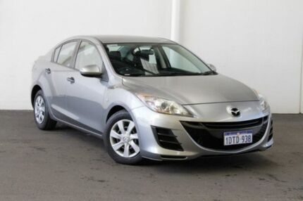 2011 Mazda 3 BL 10 Upgrade Neo Silver 5 Speed Automatic Sedan Rockingham Rockingham Area Preview