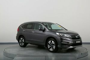 2015 Honda CR-V RM Series II MY16 VTi-L Grey 5 Speed Sports Automatic Wagon Old Guildford Fairfield Area Preview