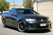 2008 Holden Ute VE SV6 Black 5 Speed Automatic Utility Glenelg Holdfast Bay Preview