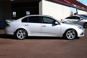 2012 Ford Falcon FG MkII XR6 Turbo Lightning Strike 6 Speed Sports Automatic Sedan Northbridge Perth City Area Preview