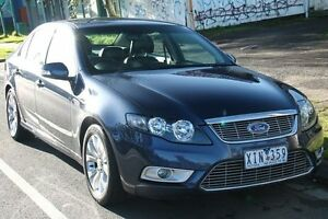 2009 Ford Falcon FG G6E (LPG) Blue 4 Speed Automatic Sedan Briar Hill Banyule Area Preview