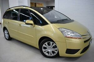 2008 Citroen C4 Picasso Exclusive HDI Gold 6 Speed Sports Automatic Wagon West Launceston Launceston Area Preview