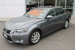 2014 Lexus GS250 GRL11R Luxury Grey 6 Speed Sports Automatic Sedan Mount Gravatt Brisbane South East Preview