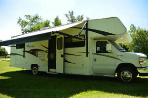 Motorhomes for Rent - Class C and Class A