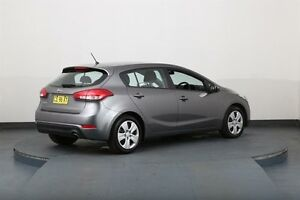 2015 Kia Cerato YD MY15 S Grey 6 Speed Automatic Hatchback Smithfield Parramatta Area Preview