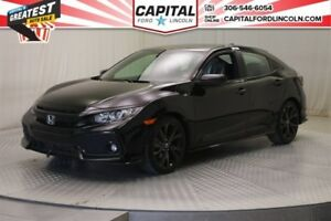 2017 Honda Civic Hatchback Sport HB **New Arrival**