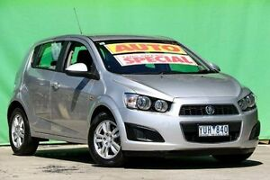 2011 Holden Barina TM Silver 6 Speed Automatic Hatchback Ringwood East Maroondah Area Preview