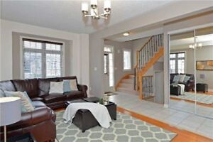 For rent -Bright and well maintained 4-bedroom house in markham