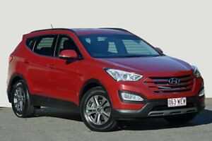 2015 Hyundai Santa Fe DM2 MY15 Active Red 6 Speed Sports Automatic Wagon Kedron Brisbane North East Preview