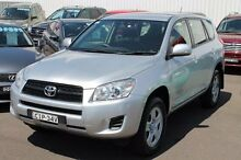 2012 Toyota RAV4 ACA38R MY12 CV 4x2 Silver 5 Speed Manual Wagon Brookvale Manly Area Preview