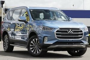 2018 LDV D90 SV9A Deluxe Ocean Blue 6 Speed Sports Automatic Wagon Rocklea Brisbane South West Preview