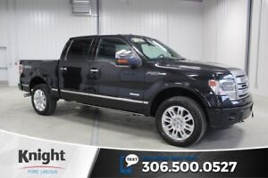 2014 Ford F-150 Platinum Low km's, Navigation, Moon Roof