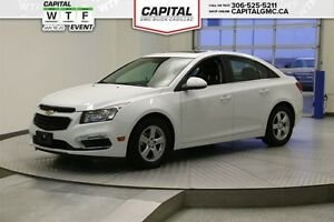 2016 Chevrolet Cruze Limited LT *Remote Start - Heated Leather S