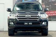 2017 Toyota Landcruiser VDJ200R Sahara Black 6 Speed Sports Automatic Wagon Ferntree Gully Knox Area Preview