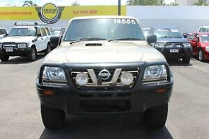 2003 Nissan Patrol GU III MY2003 DX Silver 4 Speed Automatic Wagon Westcourt Cairns City Preview