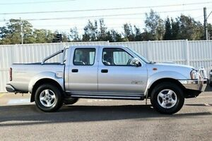 2013 Nissan Navara D22 S5 ST-R Silver 5 Speed Manual Utility Gosford Gosford Area Preview