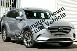 2019 Mazda CX-9 MY19 Azami (AWD) Sonic Silver 6 Speed Automatic Wagon Kirrawee Sutherland Area Preview