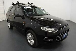 2013 Ford Territory SZ TX Limited Edition (4x4) Silhouette 6 Speed Automatic Wagon Moorabbin Kingston Area Preview