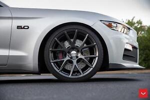 "Mustang Wheels VOSSEN VFS6 19"" Staggered * WheelsCo *"