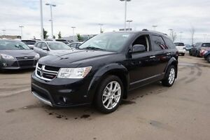 2012 Dodge Journey R/T ALL WHEEL DRIVE Accident Free,  Navigatio