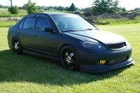 2004 Honda Civic +++LOW KM+++ --CUSTOM--
